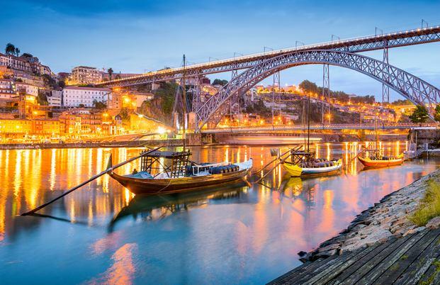 أشهر المدن السياحية في دولة البرتغال