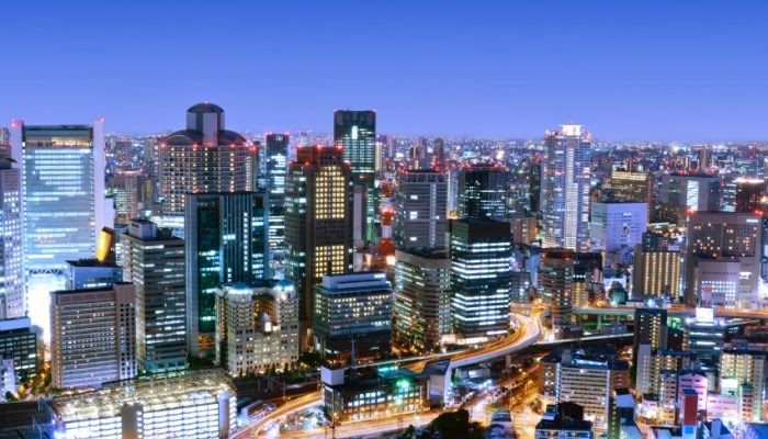 السياحة في أوساكا