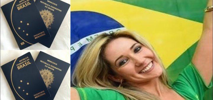 كيفية الحصول على الجنسية البرازيلية