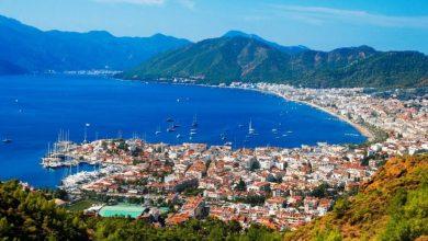 الأماكن السياحية في مرمريس التركية