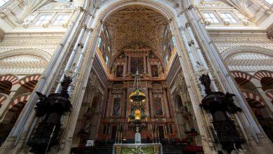 المساجد الأثرية في إسبانيا