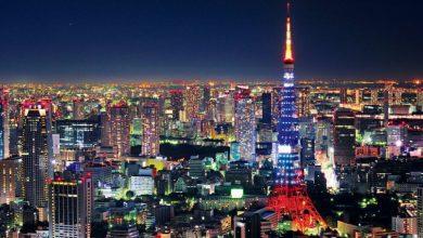 المعالم السياحية في طوكيو باليابان