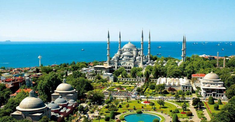 أقدم القصور الأثرية في تركيا