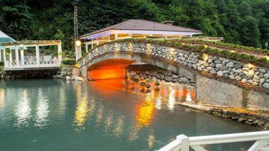 الأماكن السياحية في سبانجا التركية
