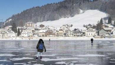 السياحة في الشتاء في أوروبا