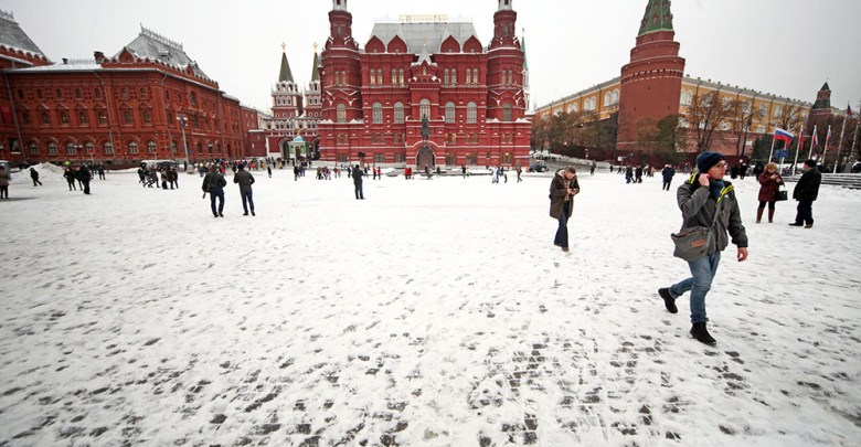 السياحة في الشتاء في روسيا البيضاء