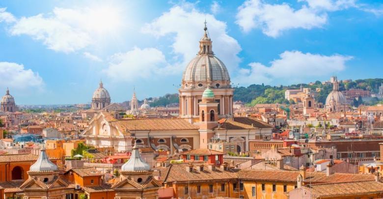 السياحة في روما في الشتاء