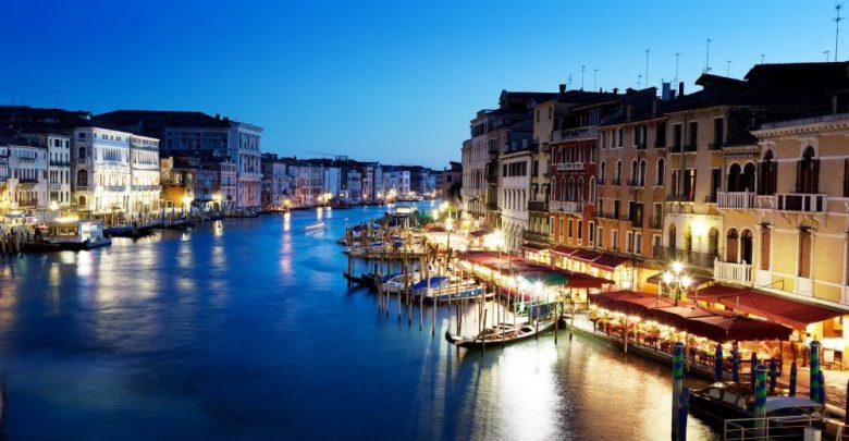 المعالم السياحية في مدينة فينيسيا البندقية