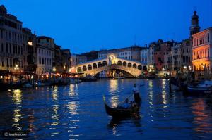 مدينة فينيسيا البندقية
