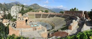 مسرح تورمينا القديم