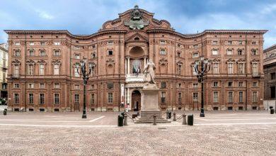 المعالم السياحية في تورينو قصر كارينيانو
