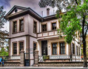 متحف لمنزل أتاتورك