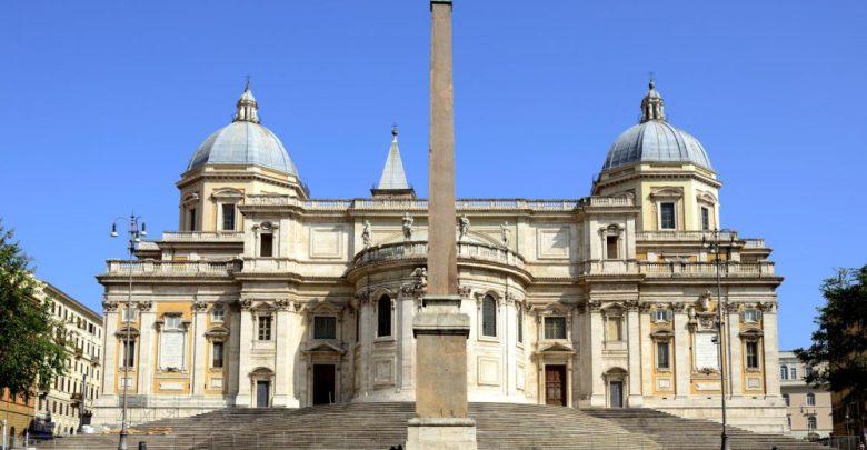 مدينة روما سانتا ماريا دي ماجيوري