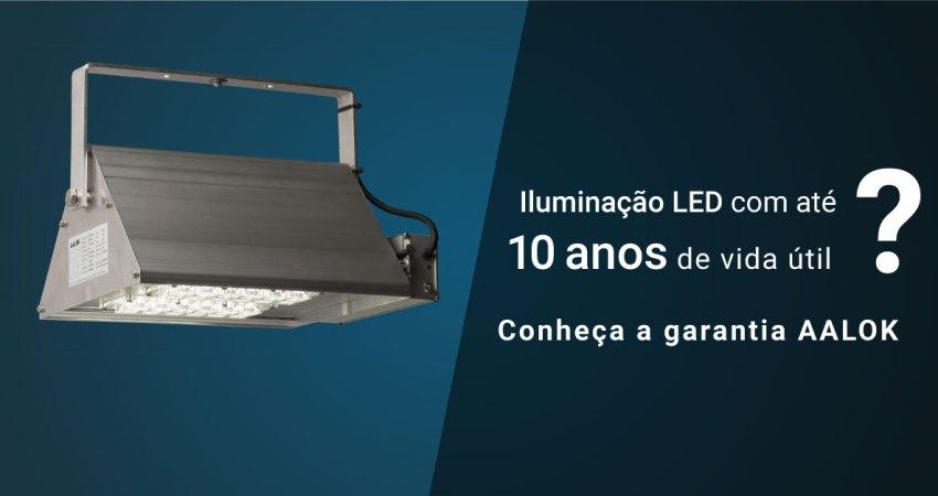 Garantia LED AALOK