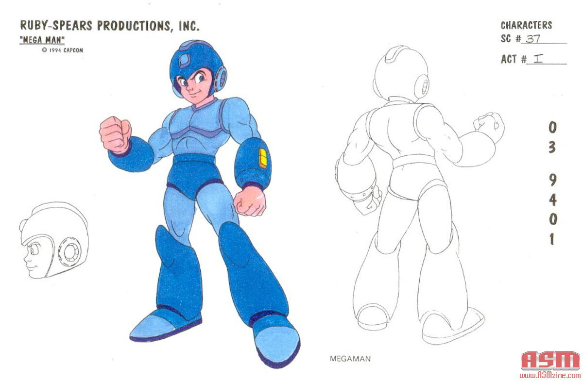 Design Comparison Mega Man Vs Mega Man Aaltomies