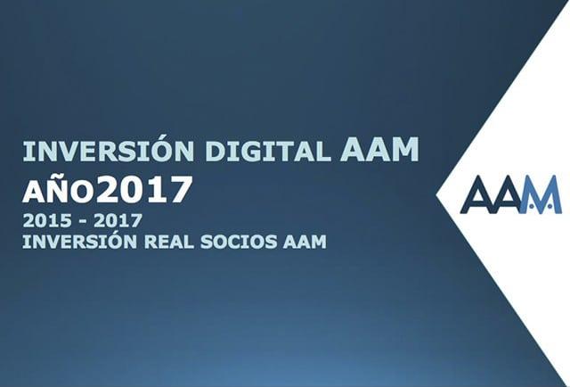 Inversión Digital AAM 2017