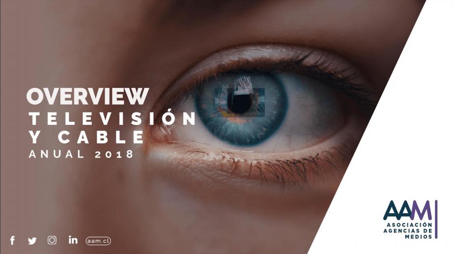 Overview Televisión y Cable Anual 2018
