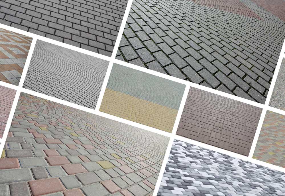 interlocking stone interlocking pavers interlocking stone patios