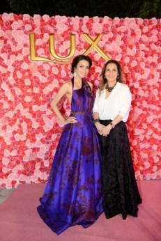 Safinaz with Fouzia