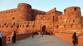 Beauty-of-agra-fort
