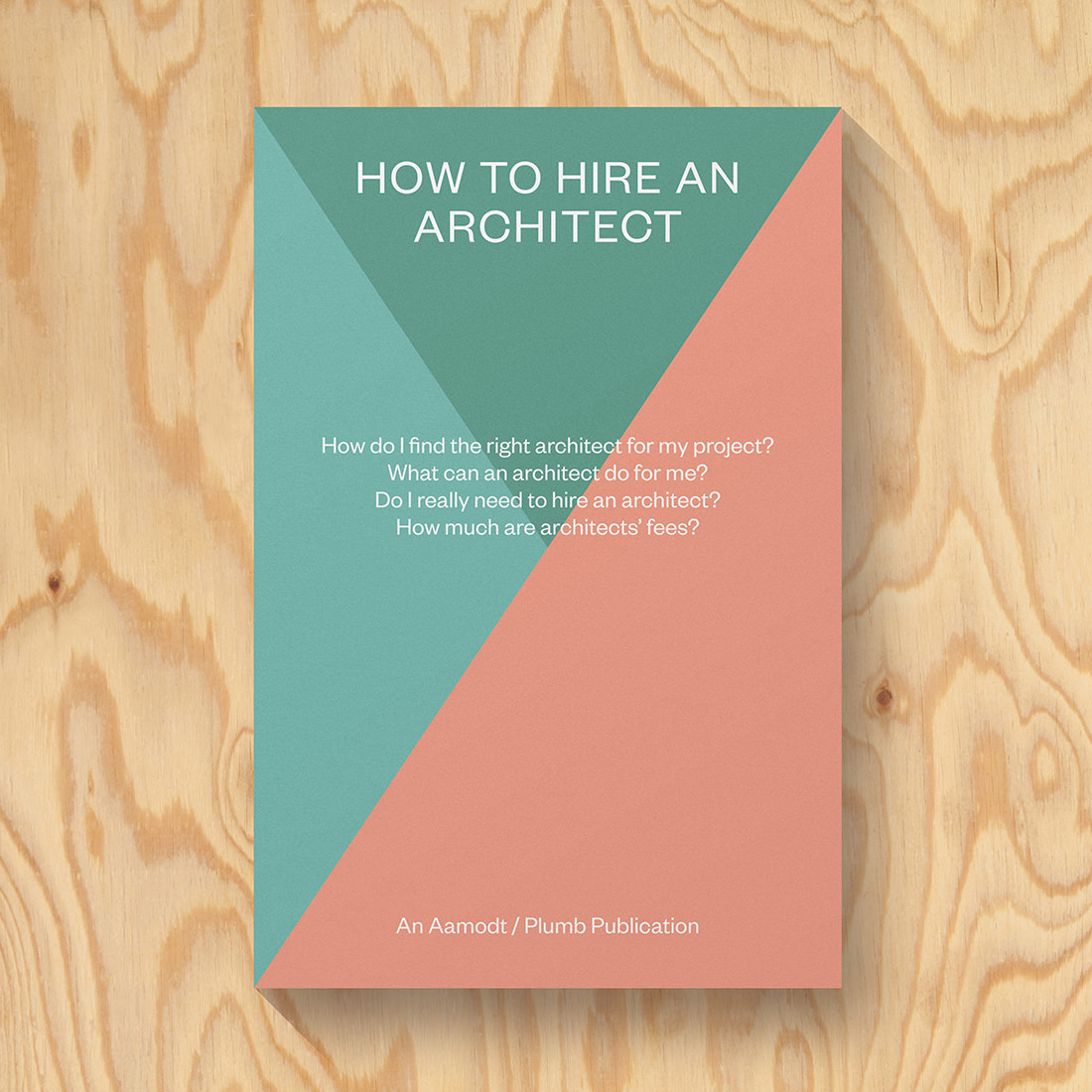 How to hire an architect aamodt plumb architects for Hire an architect
