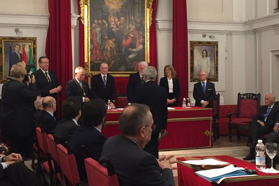 Otorgado el premio en Medicina del Trabajo «Dr. Pedro de Castro Sánchez»