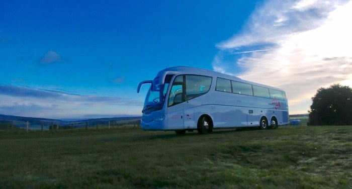 coach hire Brighton and Hove