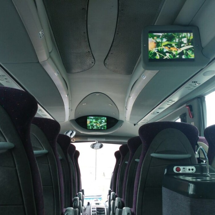 53 Seater coach hire east sussex