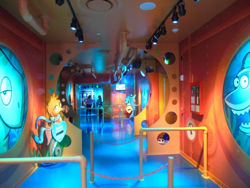 Attraction And Entertainment Solutions Current Projects
