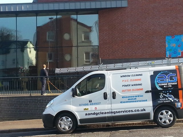 Window cleaning belfast