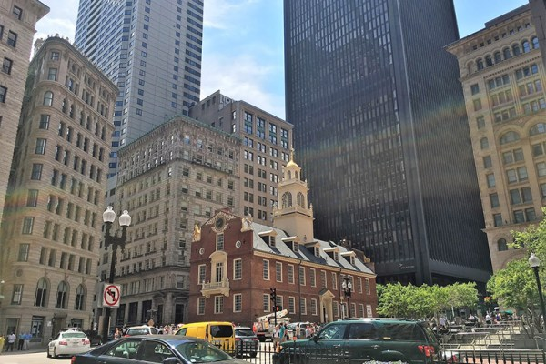 Boston: Changing times, Changing Scales