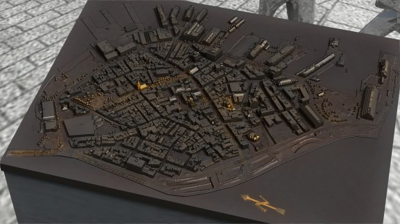Story Vault Map