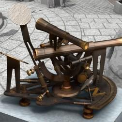 Interactive Marine Instrument