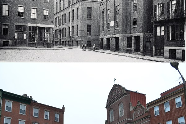 North Square History, it's never needed placemaking…