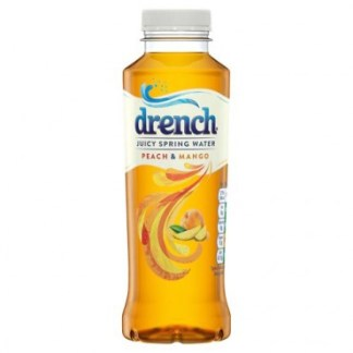 drench peach and mango