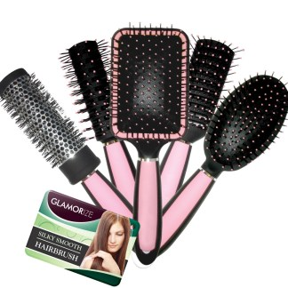 silky smooth hairbrush