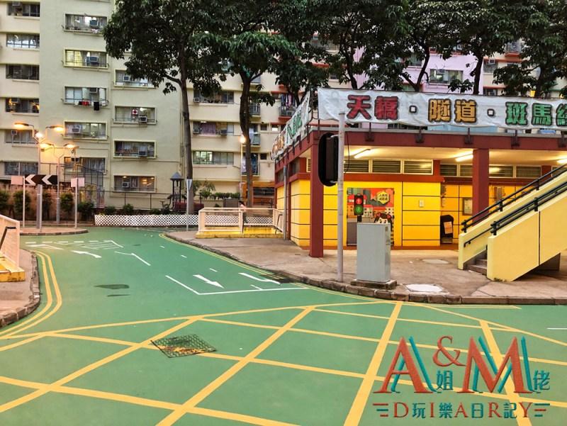 交通安全城, 免費參觀, 北角, 北角好去處, 打卡, 打卡好去處, 打卡點, 拍拖, 拍拖好去處, 攝影, 攝影好去處, 旅行, 百福道, 百福道交通安全城, 親子好去處, 評論, 週末好去處, 遊記, 開放時間, 香港, 點去
