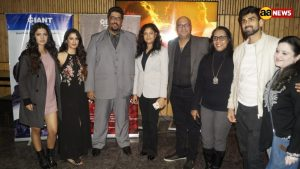 "The Grand Launch of Giant DreamWorks and premiere of ""The Love Bites"" held in New Delhi!"