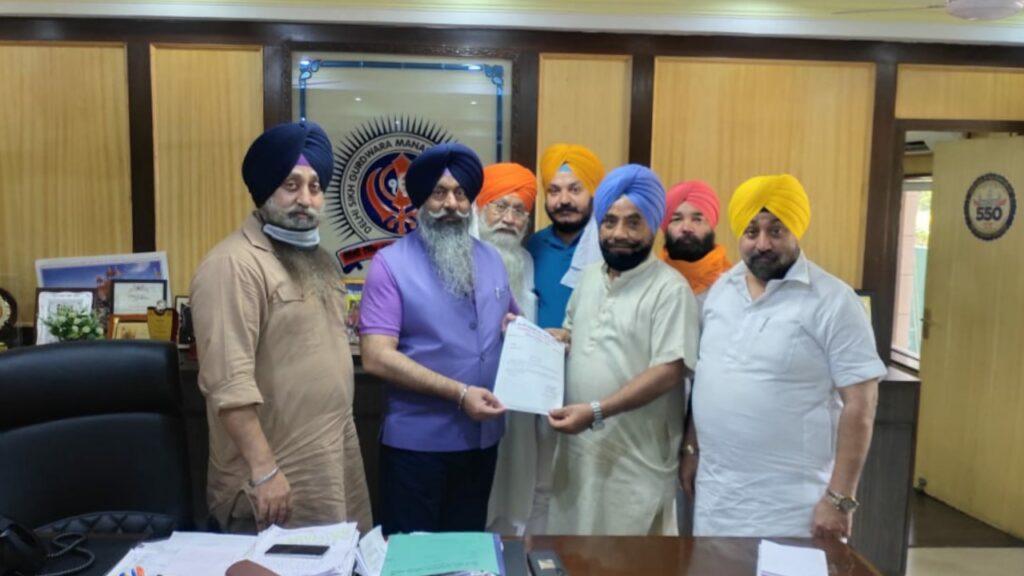 गुरप्रीत सिंह जस्सा शिरोमणी अकाली दल दिल्ली इकाई के उपाध्यक्ष नियुक्त।