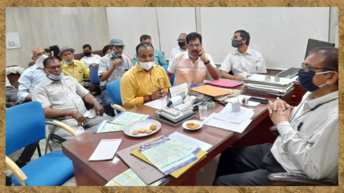 दिल्ली के हर घर में वाटर हार्वेस्टिंग होगा जरूरी, कई RWA व दिल्ली जल बोर्ड की मीटिंग