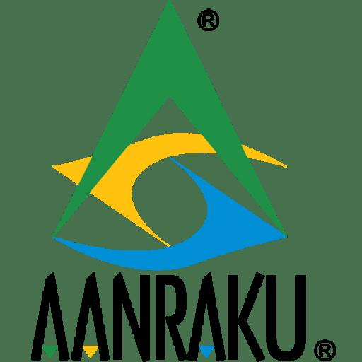 AANRAKU Logo Graphic