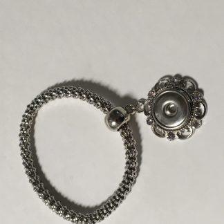 Hanging Circle Bracelet