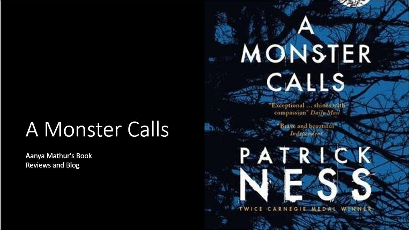 A monster calls Blogs Cover