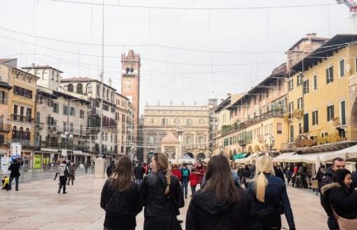 Verona's square