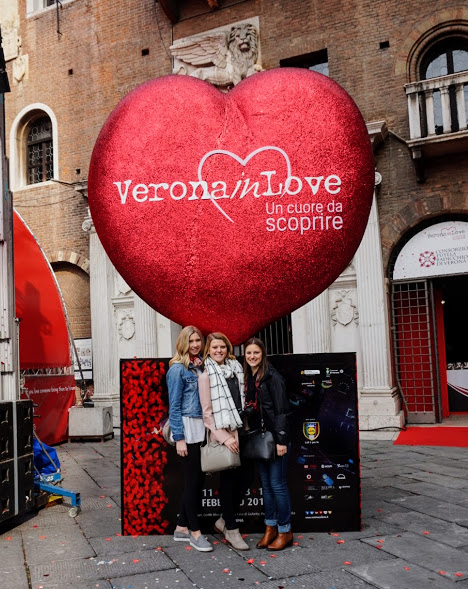 St. Valentine's Day in Verona