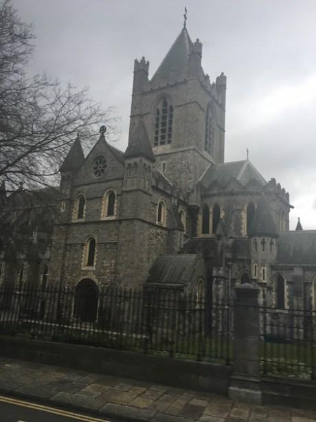 Castle in Dublin