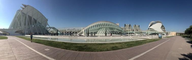 Architecture in Valencia