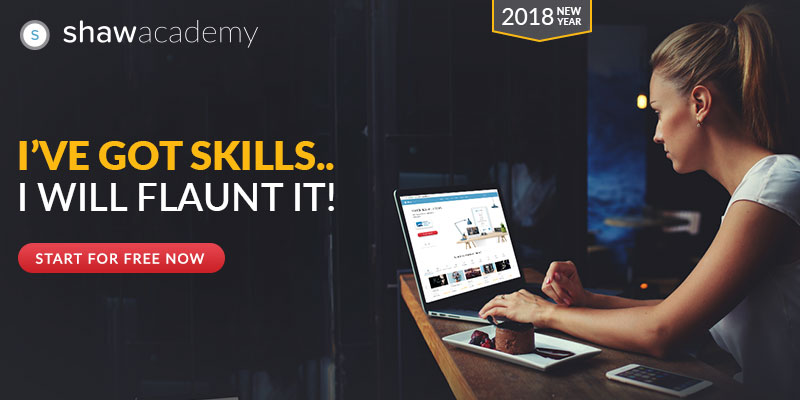 Shaw Academy Free Course
