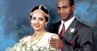 Sanath Jayasuriya Wife
