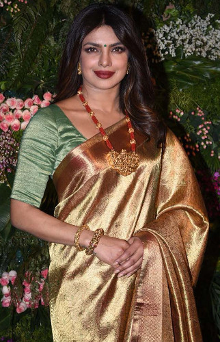 Priyanka Chopra wedding reception